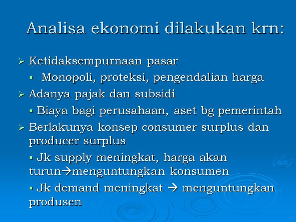 Contoh  Suatu proyek investasi direncanakan akan menghasilkan 1.000.000 unit produk per tahun.