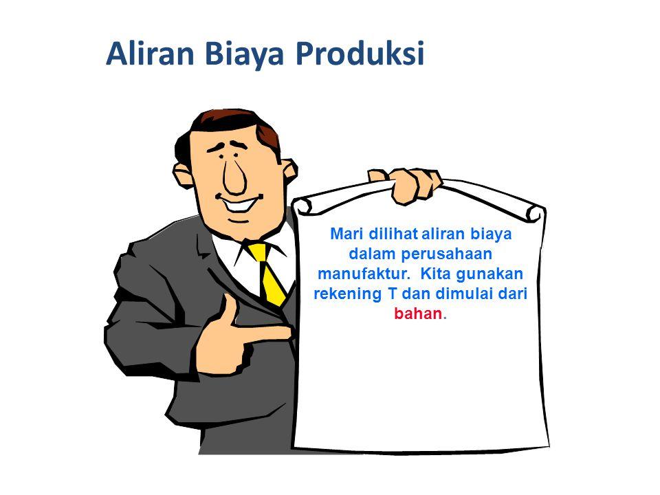 Perusahaan jasa tidak memiliki rekening persediaan barang dalam proses dan barang jadi yang digunakan untuk menyimpan biaya sebelum ditransfer ke rekening biaya barang dijual.