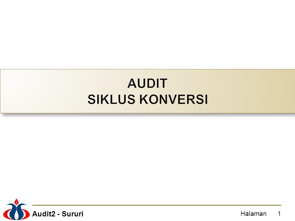 Audit2 - Sururi Dokumen pembukuan mencakup antara lain: 1.