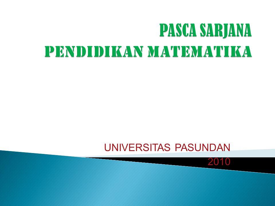 UNIVERSITAS PASUNDAN 2010