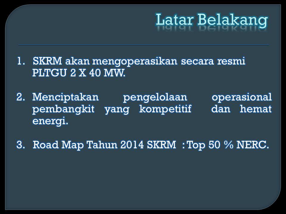 Managing to O&M Growth Top 25% World Managing to O&M Growth Top 40% World Transformation to O&M Growth Transformation to World Class Transformation to O&M Growth Best in Indonesia Standard Transformation to O&M Growth Best in Indonesia TAHUN 201120122013201420152016 EAF83,1184,1185,1286,1487,1788,22 EFOR1,521,441,371,301,241,18 KAPASITAS YANG DIKELOLA (MW) 449,1595,7 680,7 Skor Malcom Baldrige 376376OFI-AFI476OFI-AFI576OFI-AFI KEY STRATEGIC ACTION 1.Implementasi Asset Management 2.Plant Health Recovery 1.Implementasi Asset Management 2.Plant Health Recovery 3.PLTG BOT TL.