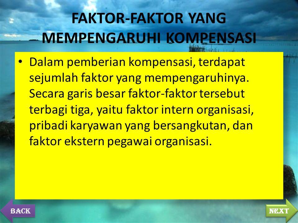A.Faktor Intern Organisasi a.Dana Organisasi b. Serikat pekerja B.