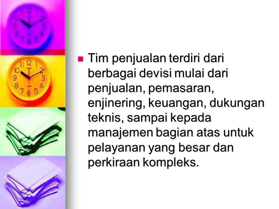 Merekrut Tenaga Penjualan Menyeleksi aplikasi.