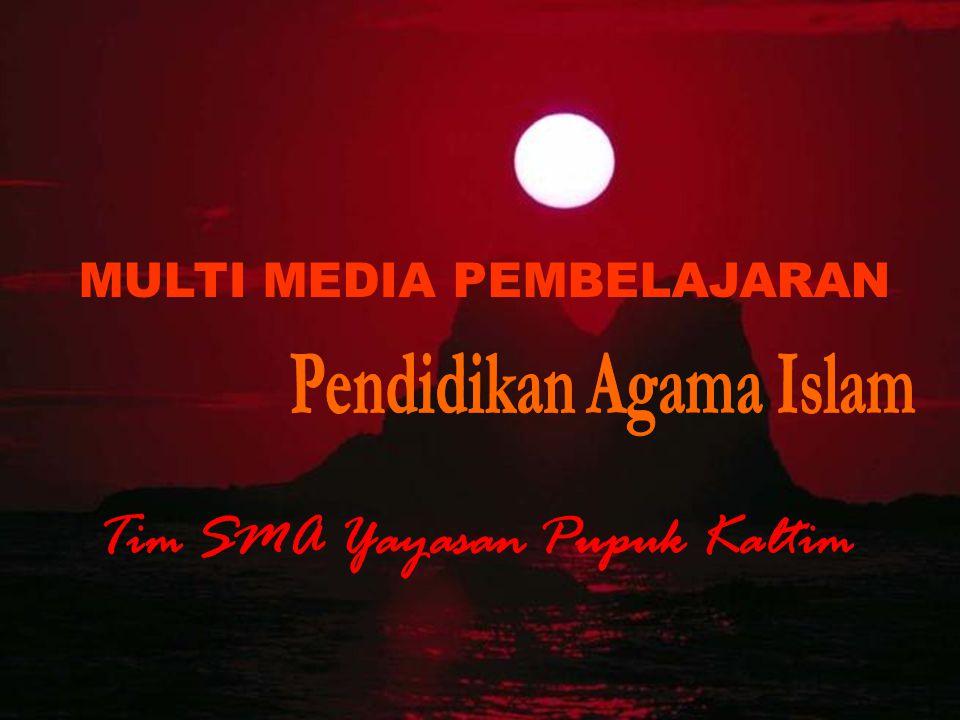MULTI MEDIA PEMBELAJARAN Tim SMA Yayasan Pupuk Kaltim