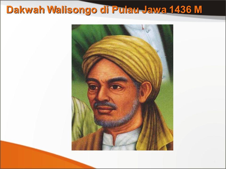 Dakwah Walisongo di Pulau Jawa 1436 M
