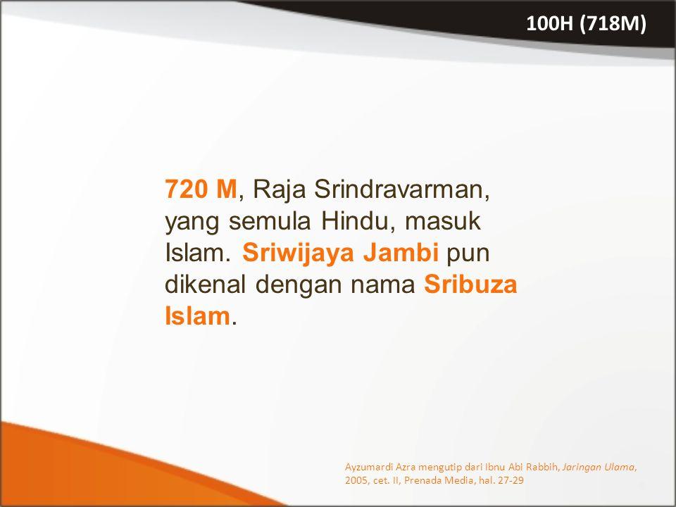 Pembentukan Institusi Politik Islam 839M Kesultanan Islam