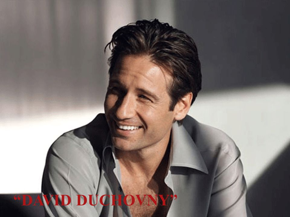 "Page 7 ""DAVID DUCHOVNY"""