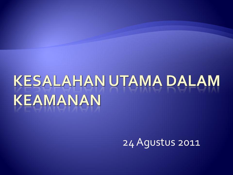 24 Agustus 2011