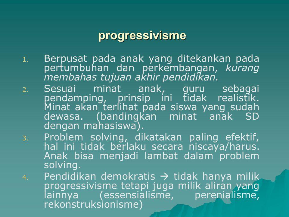 progressivisme 1.1.