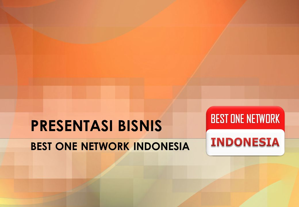 PT. AMANAH SAHABAT INDONESIA www.best-one.co.id &