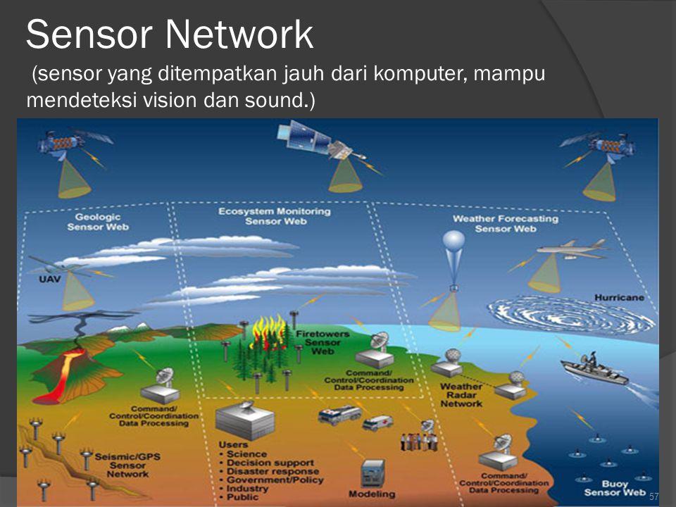 Sensing Affect (komputer telah bisa mengenal lingkungan dan pengaruhnya, merasakan, mendengar, dan melihat ) 56