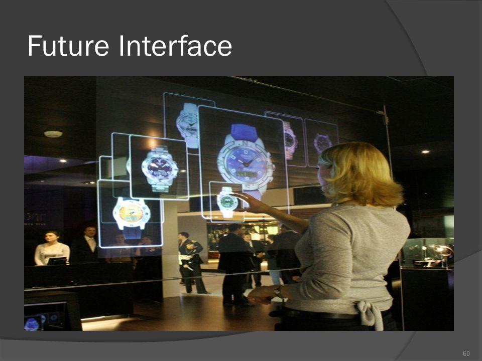 Future Interface 59