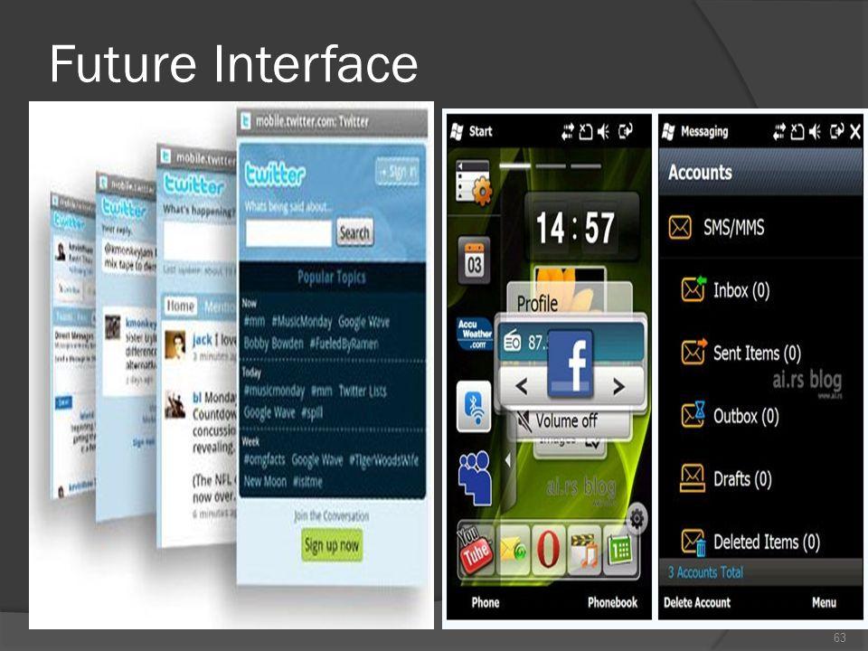 Future Interface 62