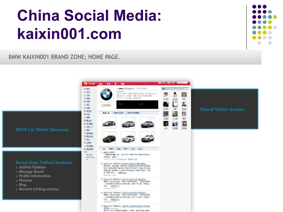 China Social Media: kaixin001.com