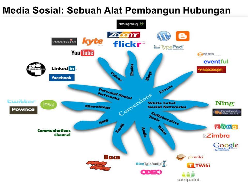Media Sosial: Sebuah Alat Pembangun Hubungan