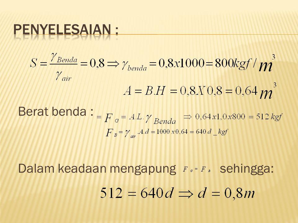 B = 0,8 H=0,8 d1,0m S=0,8 -G -B