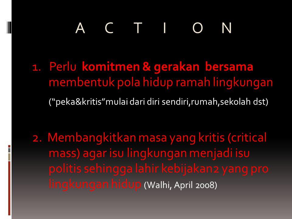ACTIONACTIONACTIONACTION 1.