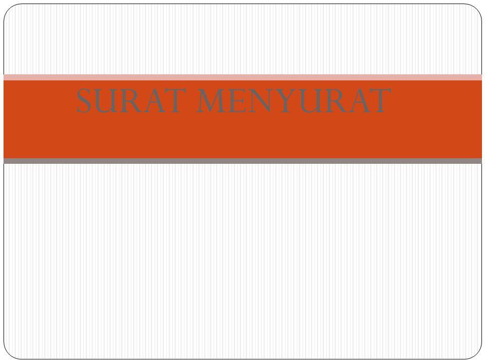 Nomor : 4 April 2001 Lampiran: Hal: Undangan Yth…………….
