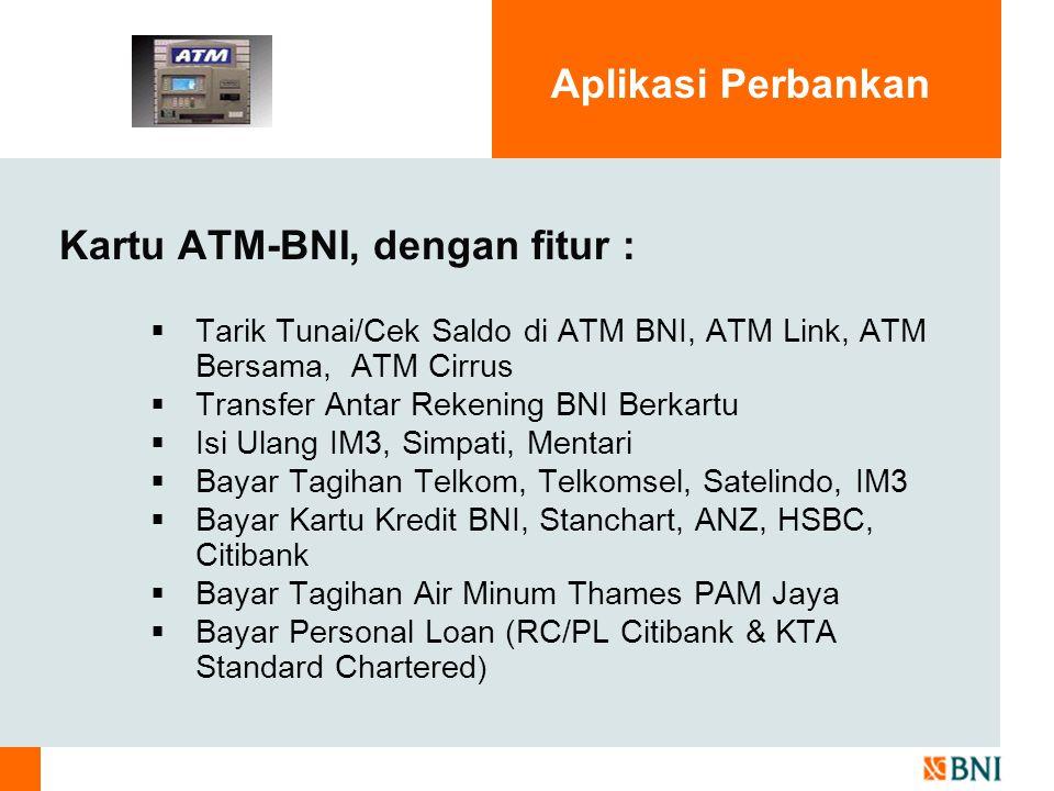 Aplikasi Perbankan Kartu Belanja di Merchant MasterCard di seluruh dunia