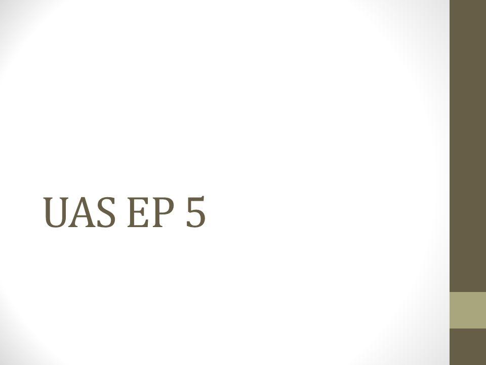 UAS EP 5