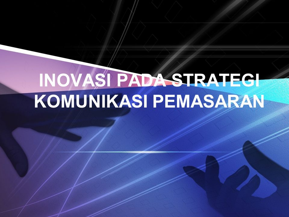 Komunikasi Pemasaran  Komunikasi : proses pemikiran dan pemahaman disampaikan antarindividu  Pemasaran : sekumpulan kegiatan di mana perusahaan dan organisasi mentransfer nilai- nilai (pertukaran) antara mereka dengan pelanggannya.
