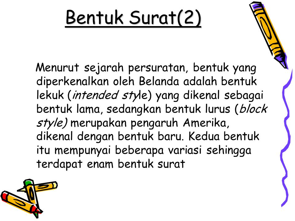 Contoh penulisan tanggal surat Salah: Jakarta, 28 Okt.