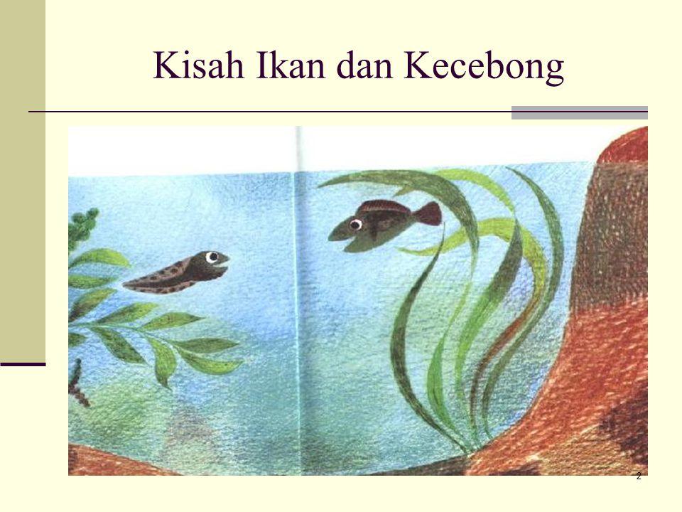 Kisah Ikan dan Kecebong 2