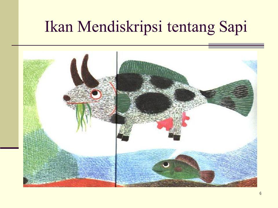 Ikan Mendiskripsi tentang Manusia 7