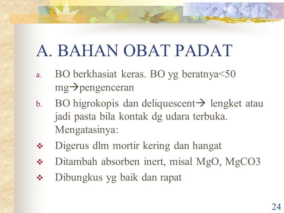23 PEMBUATAN SERBUK BERSIFAT KHUSUS Part 2