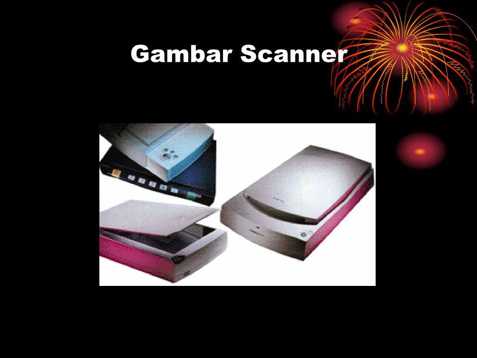 Gambar Scanner