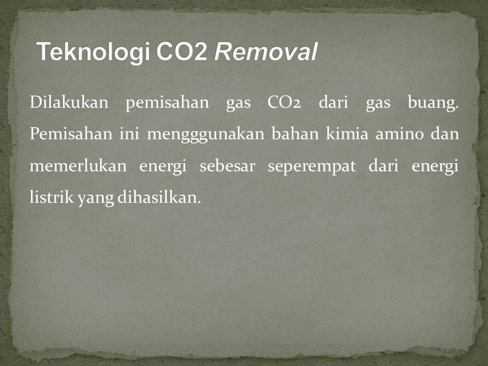 Pemakaian batubara dalam jumlah besar pada akhir-akhir ini harus menerapkan teknologi batubara bersih, salah satunya yaitu IGCC, supaya dampak lingkungannya minimum.