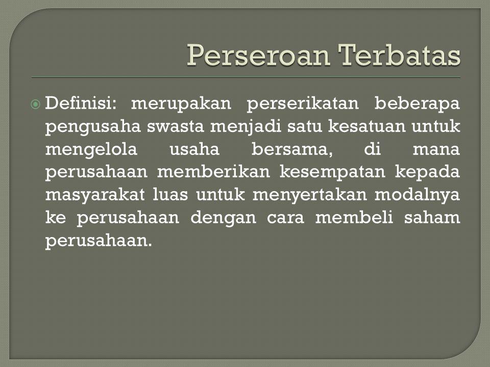 Yayasan adalah badan hukum yang teridiri atas kekayaan yang dipisahkan dan diperuntukkan untuk mencapai tujuan di bidang sosial, keagamaan, dan kemanusiaan yang tidak mempunyai anggota.