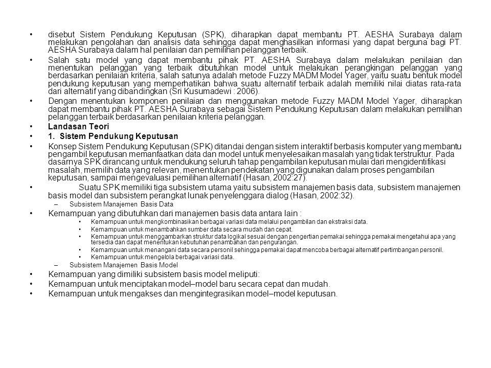 Gambar 6. Halaman input data pelanggan
