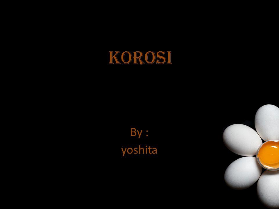 korosi By : yoshita