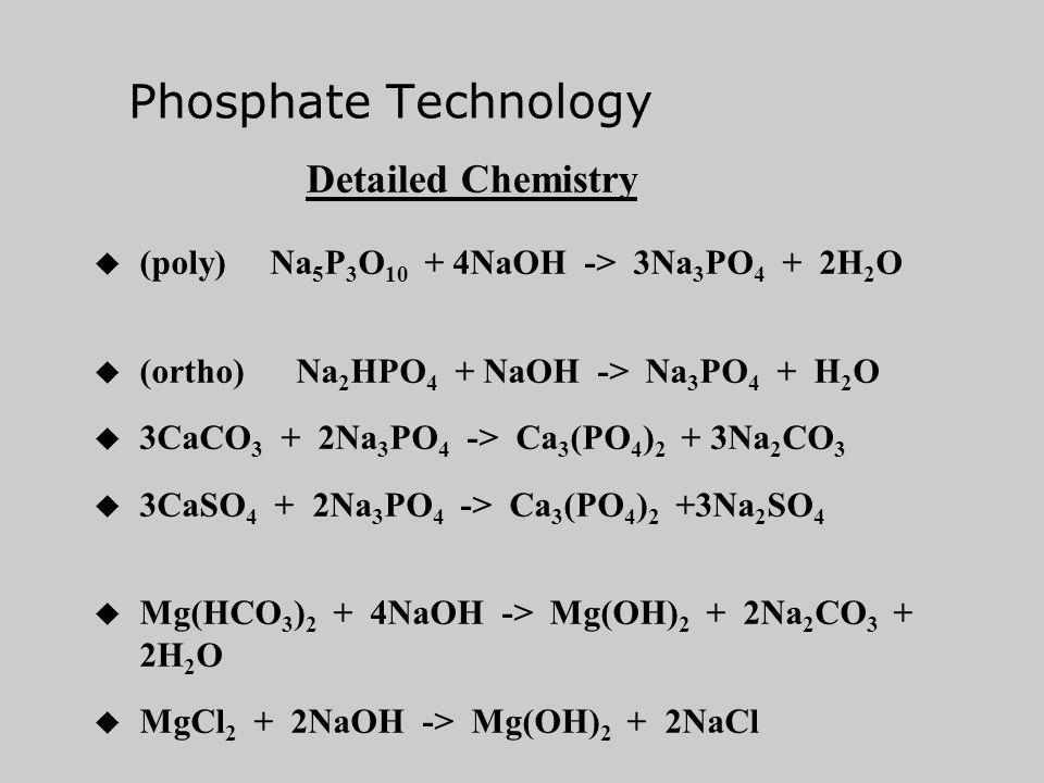 Phosphate Technology Kekurangan u Menghasilkan presipitasi/endapan pada sistem u Kelebihan alkalinity dapat menyebabkan korosi u Memerlukan lebih bany