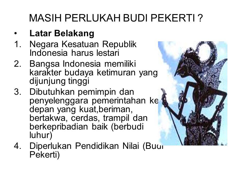 TUJUAN PENDIDIKAN NASIONAL UU No.20 Th.2003 tentang Sistem Pendidikan Nasional.