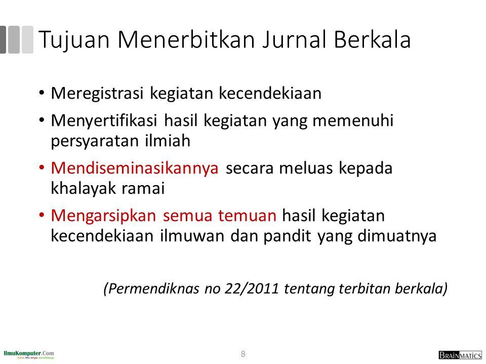 Peraturan Diknas Surat Edaran Dirjen Dikti No.