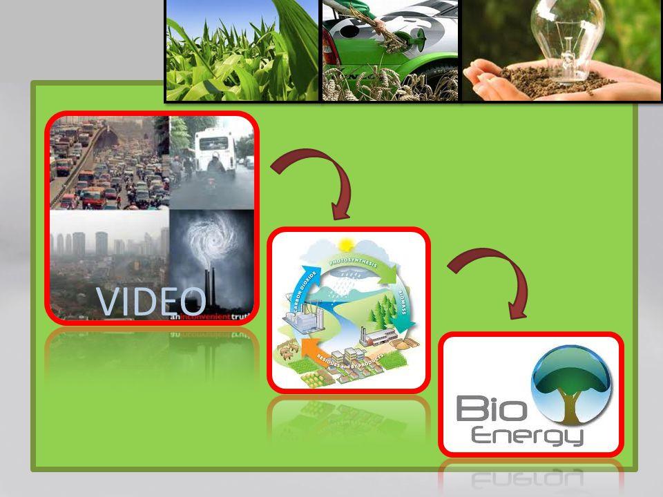 BIOENERGI Bioenergi adalah energi yang diekstrak dari biomasa atau energi yang terkandung dalam biomassa Biomassa adalah bahan organik yang terbuat dari tumbuhan atau hewan Di seluruh dunia, biomassa merupakan sumber energi terbesar keempat setelah batubara, minyak, dan gas alam - diperkirakan sekitar 14% dari energi primer global (dan jauh lebih tinggi di banyak negara berkembang).