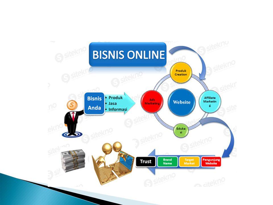 BENTUK MALL/PASAR/MARKETPLACE Merchant menggunakan fasilitas dari sebuah portal online.