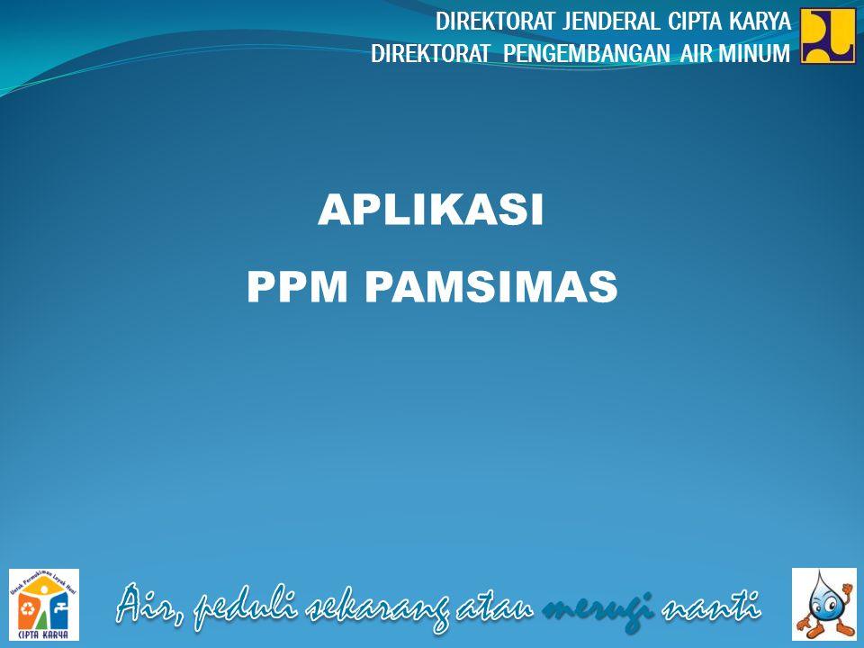 Level Pengguna Aplikasi PPM User CMAC, 1.