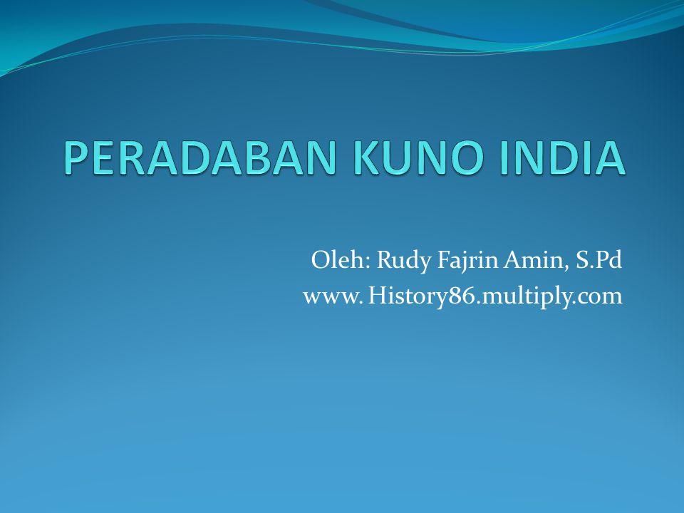 Oleh: Rudy Fajrin Amin, S.Pd www. History86.multiply.com