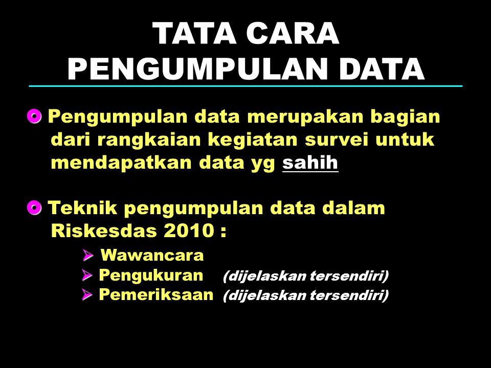 TATA CARA PENGUMPULAN DATA   Pengumpulan data merupakan bagian dari rangkaian kegiatan survei untuk mendapatkan data yg sahih   Teknik pengumpulan