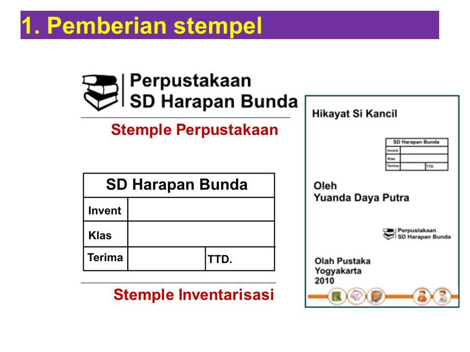 ESENSI PERPUSTAKAAN  Pengembangan Kol  Pengolahan Kol  Stempel  Klasifikasi  Katalogisasi  Kelengkapan Koleksi  Inventarisasi  Shelving  Pela