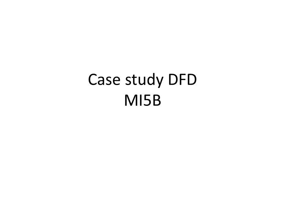 DFD Case Study : SIM Perpustakaan Sistem Informasi Manajemen (SIM) perpustakaan merupakan sebuah SI untuk mengelola informasi yang dibutuhkan dalam perpustakaan yang meliputi pengelolaan buku, anggota, proses peminjaman & pengembalian buku.