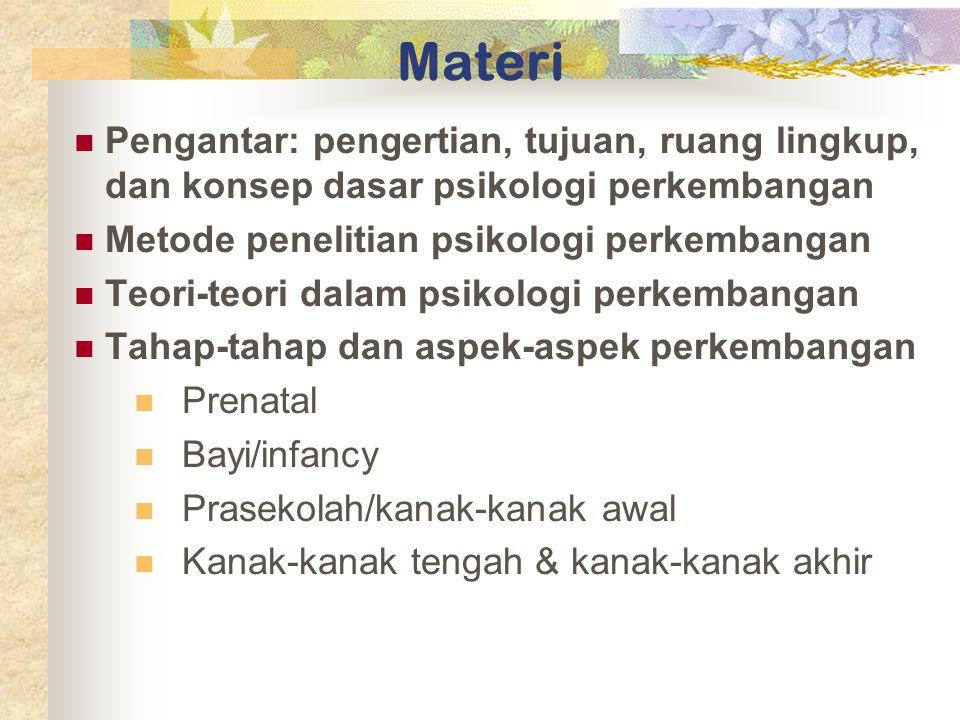 Tahapan Perkembangan Oral: Anal: Phallic: (Lahir sampai 12-18 bulan) (12-18 bulan - 3 th) (3 - 6 tahun) Latency: Genital: (6 tahun – remaja) (Remaja – awal kedewasaan)