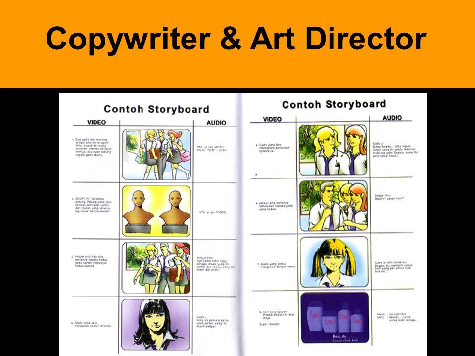 11 Copywriter & Art Director