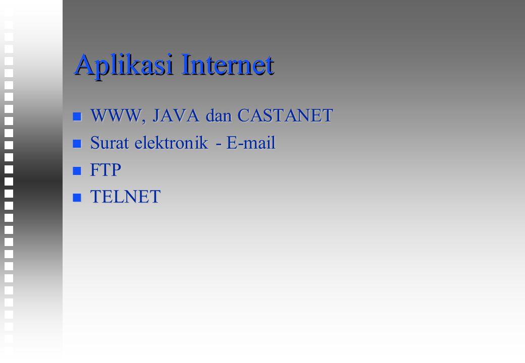 Web Browser Netscape