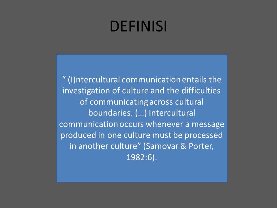 KAB membantu kita untuk meningkatkan kesadaran diri, memberi apresiasi dan toleransi untuk perbedaan di antara orang- orang dan semakin efektif dalam berkomunikasi di dalam lingkungan multikultural.