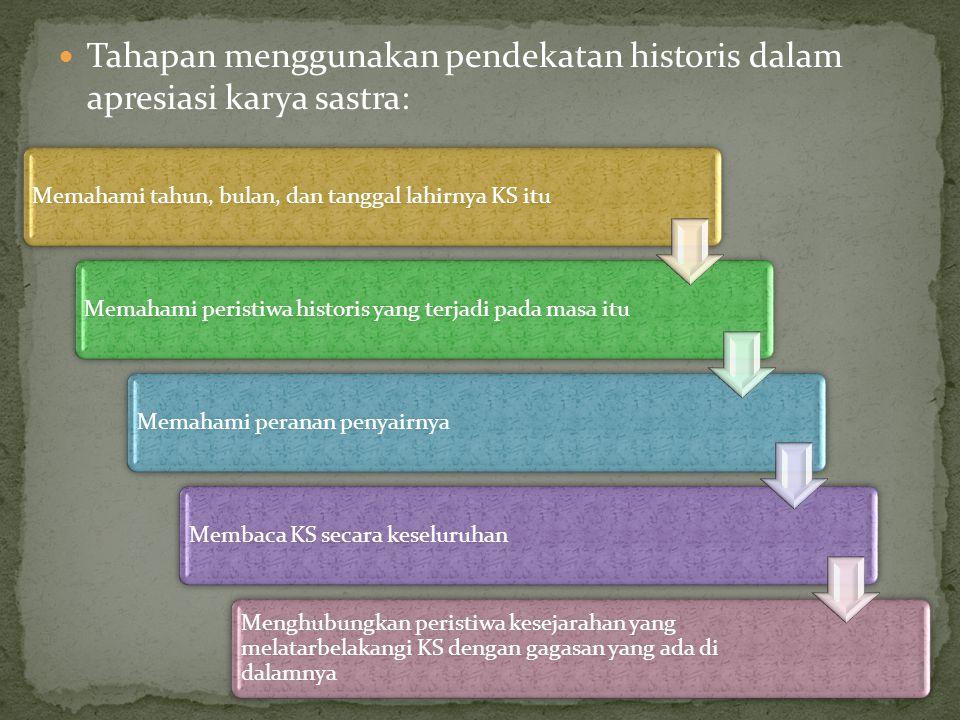Pendekatan sosiopsikologis merupakan suatu pendekatan yang berusaha memahami latar belakang kehidupan sosial yang budaya, kehidupan masyarakat, maupun tanggapan kejiwaan atau sikap pengarang terhadap lingkungan kehidupannya ataupun zamannya pada saat karya sastra itu diciptakan (Aminuddin, 2011:46).