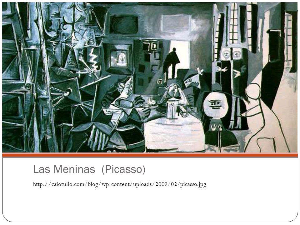 Las Meninas (Picasso) http://caiotulio.com/blog/wp-content/uploads/2009/02/picasso.jpg
